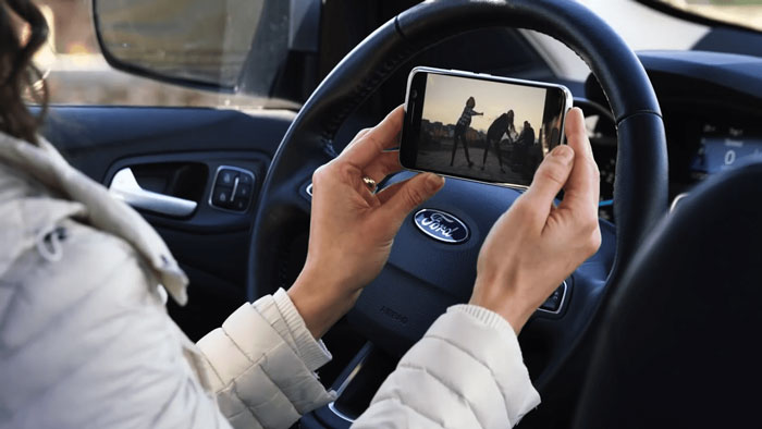Ford: connected cars and Wifi 4G hotspot in 2018 - Edelsway