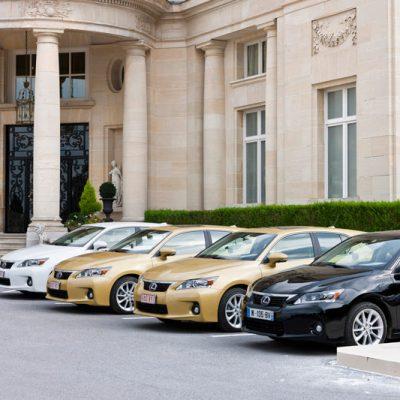 Lexus GS automobiles